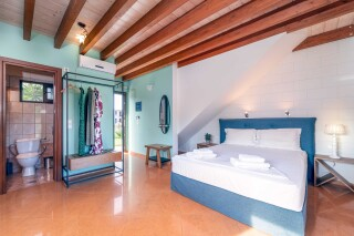 studio ageras santa marina bedroom